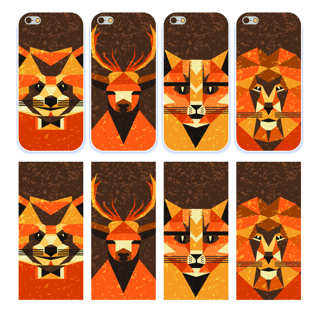 coque telephone animal