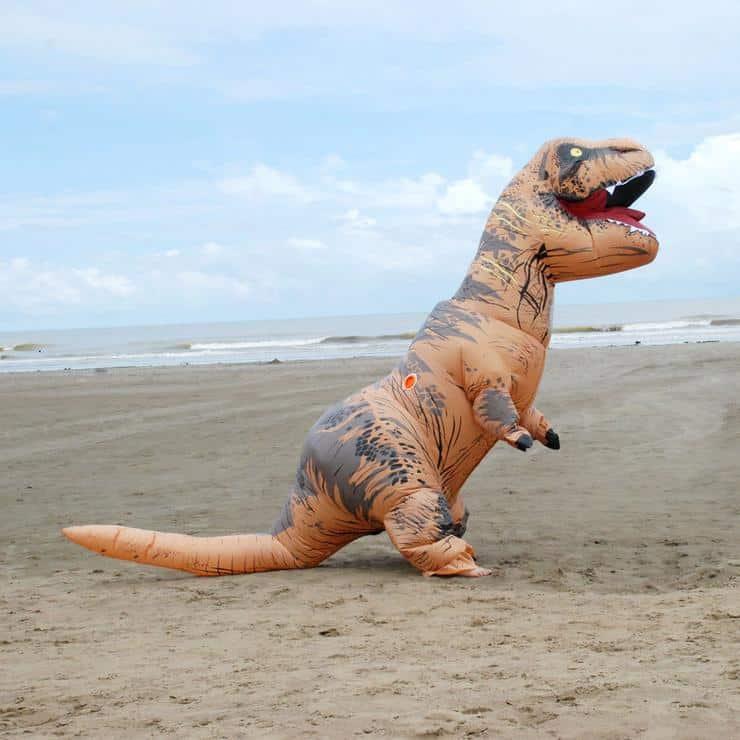 deguisement dinosaure 2
